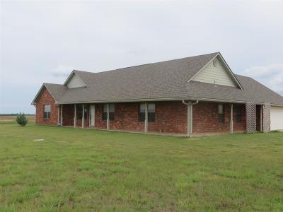 Geronimo Single Family Home Under Contract: 4135 SW New Hope Rd
