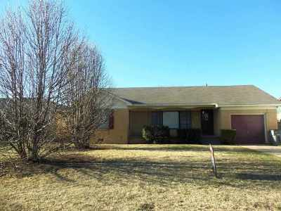 Lawton Single Family Home For Sale: 1624 NW 24th St