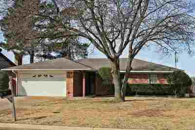 Tillman County Single Family Home For Sale: 1413 Melissa St