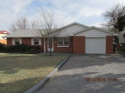 Cache Single Family Home Under Contract: 100 E B Ave