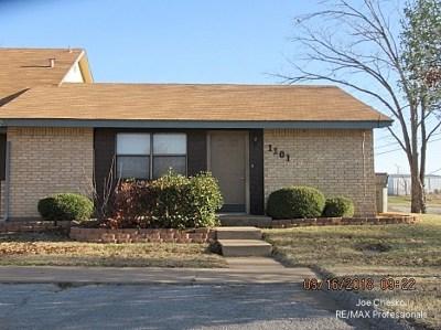 Lawton OK Single Family Home For Sale: $48,000