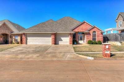 Lawton OK Single Family Home For Sale: $234,500