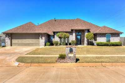 Lawton OK Single Family Home For Sale: $236,500