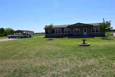 Lawton Single Family Home For Sale: 3105 SE Baseline Rd
