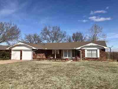 Lawton OK Single Family Home For Sale: $125,000