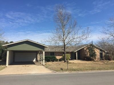 Lawton OK Single Family Home For Sale: $139,900
