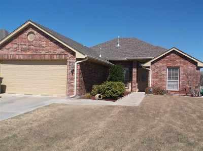 Lawton OK Single Family Home For Sale: $179,900