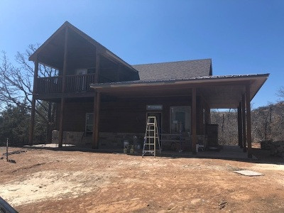 Medicine Park Single Family Home Under Contract: 521 NW Eagles Landing Pl