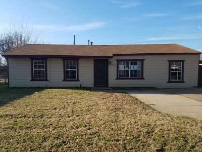 Lawton OK Single Family Home For Sale: $20,000