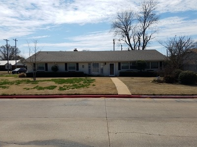Duncan Single Family Home For Sale: 2202 Randall