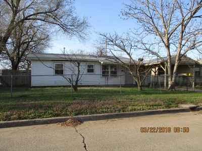 Lawton Single Family Home For Sale: 2408 SW Washington Ave
