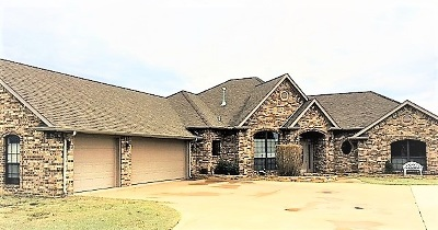Lawton Single Family Home For Sale: 31 NW Shadow Lake Rd