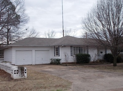 Duncan Single Family Home For Sale: 1210 N Grand Blvd
