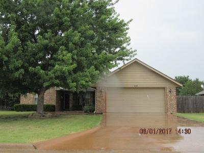 Cache Single Family Home For Sale: 604 Auba Jane Cir