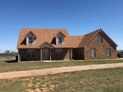 Geronimo Single Family Home For Sale: 121 SE Prairie View Ln