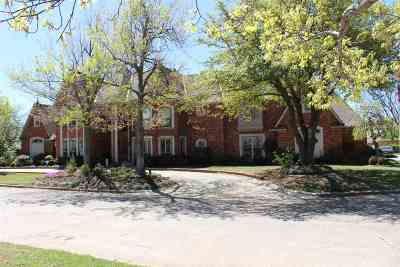 Lawton OK Single Family Home For Sale: $624,500
