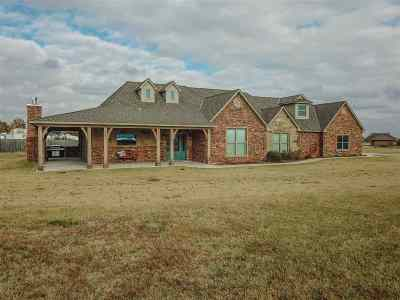 Lawton OK Single Family Home For Sale: $449,900