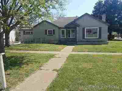 Duncan Single Family Home For Sale: 714 W Maple Ave