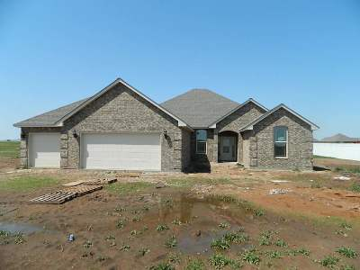 Lawton Single Family Home Under Contract: 8614 SW Sun Valley Dr