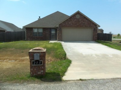Elgin Single Family Home For Sale: 213 Glover Cir