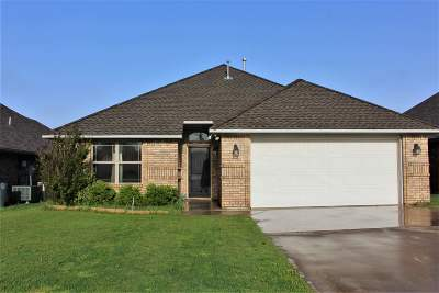 Lawton Single Family Home For Sale: 2303 SW 43rd St