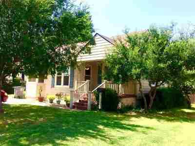 Lawton Single Family Home For Sale: 1911 NW Oak