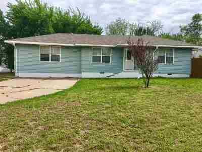 Lawton Single Family Home For Sale: 2801 NW 24th St