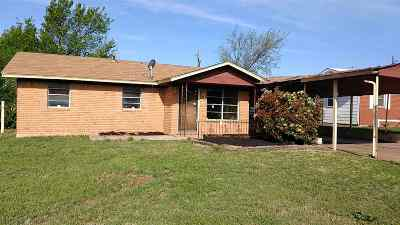 Lawton Single Family Home For Sale: 1913 SW 24th St