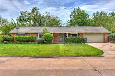 Lawton Single Family Home For Sale: 1632 NW 32nd St