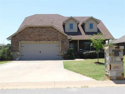 Elgin Single Family Home For Sale: 1321 Saddle Rock Dr