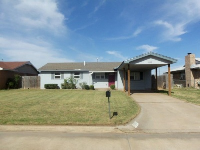 Lawton Single Family Home For Sale: 1616 NW 50th St