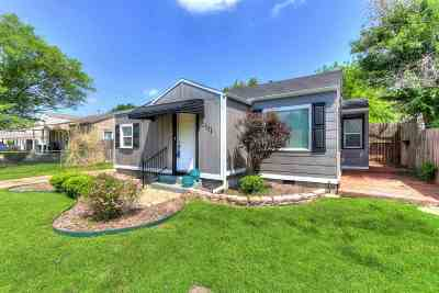 Lawton Single Family Home For Sale: 2111 NW Arlington Ave
