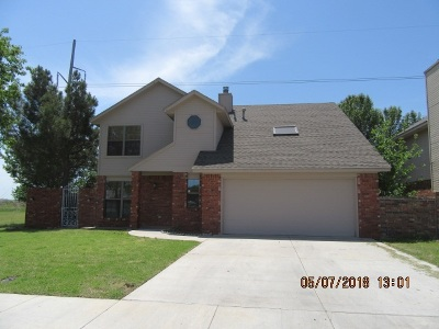 Lawton Single Family Home For Sale: 7902 SW Forest Ave