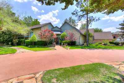 Lawton OK Single Family Home For Sale: $669,000