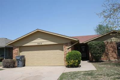 Lawton Single Family Home For Sale: 6819 NW Willow Creek Dr
