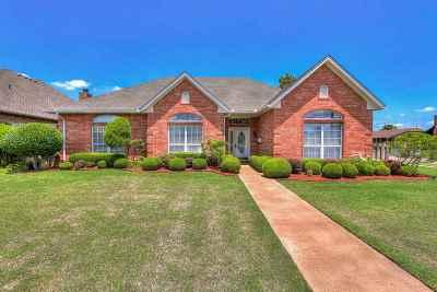 Lawton Single Family Home For Sale: 3101 NW Atlanta Ave