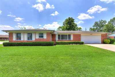 Lawton Single Family Home For Sale: 1602 NW 32nd St