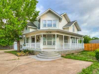 Lawton Single Family Home For Sale: 1111 NW Arlington Ave