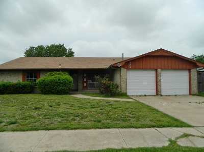 Lawton Single Family Home Under Contract: 820 NW 48th St