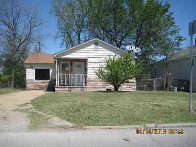 Lawton Single Family Home For Sale: 1605 NW Smith Ave