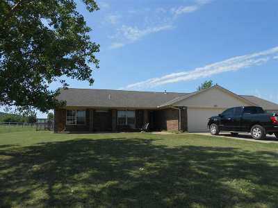 Lawton Single Family Home For Sale: 8645 NW 4 Mile Rd