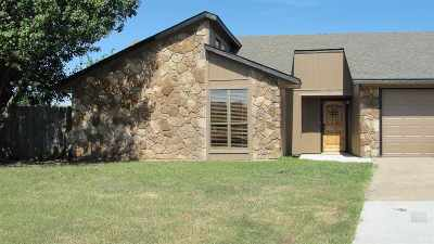 Comanche County Single Family Home For Sale: 4902 SE Hardin Ave