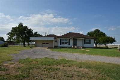 Single Family Home Under Contract: 3564 US Hwy 277