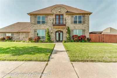 Lawton OK Single Family Home For Sale: $420,000