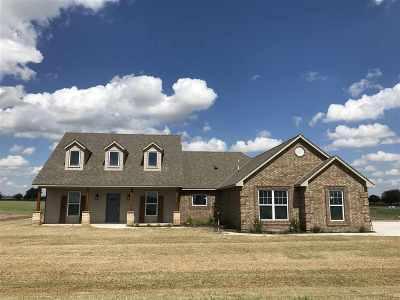 Lawton Single Family Home For Sale: 380 Mountain Ridge Pl