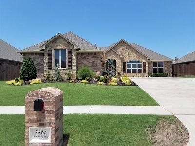 Lawton Single Family Home For Sale: 7821 NW Brady Way