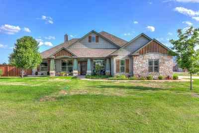 Lawton Single Family Home For Sale: 1332 Poko Mountain Ln