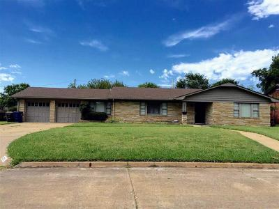 Duncan Single Family Home For Sale: 2213 W Parkview Ave