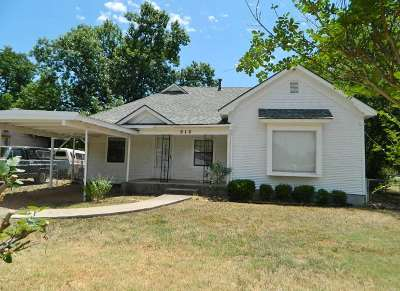 Cache Single Family Home For Sale: 510 F Ave