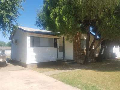 Lawton Single Family Home For Sale: 926 SW 36th St